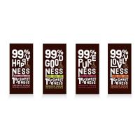 BALANCE Čokoláda mléčná s čekankou 85 g
