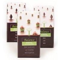 BALANCE Mléčná čokoláda s lískovými oříšky 85 g