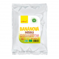 WOLFBERRY Banánová mouka BIO 400 g
