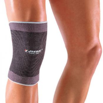 Bandáž kolene textil velikost L