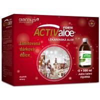 BARNY´S Activaloe Limitovaná dárková edice Lékárenská aloe 2+1 ZDARMA
