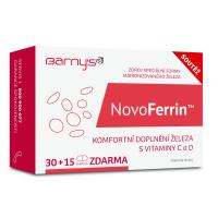 BARNY´S NovoFerrin 30+15 kapslí