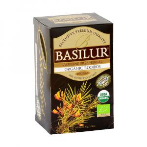 BASILUR Organic Rooibos 20 sáčků BIO