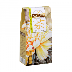BASILUR Chinese White Tea sypaný čaj 100 g
