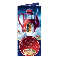 BASILUR Christmas tea calendar 24 druhů čajů