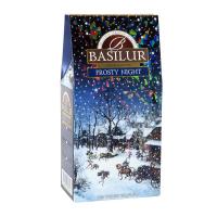 BASILUR Festival Frosty Night černý čaj 100 g