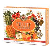 BASILUR Fruit Infusions dárková kolekce čajů 60 sáčků