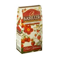 BASILUR Fruit Strawberry & Raspberry 100 g
