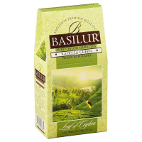 BASILUR Leaf of Ceylon Radella zelený čaj 100 g