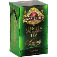 BASILUR Specialty Sencha zelený čaj 20 sáčků