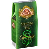BASILUR Specialty Sencha zelený čaj 100 g