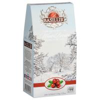 BASILUR Winter berries lingonberries černý čaj 100 g