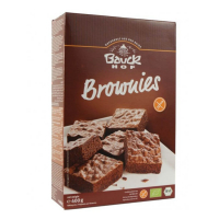 BAUCK HOF Brownies směs na Čokoládový koláč BIO bez lepku 400 g