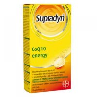 SUPRADYN CO Q10 Energy 30 šumivých tablet