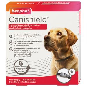 BEAPHAR Canishield® Antiparazitní obojek pro velké psy 65 cm