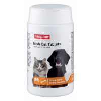 BEAPHAR Irish Cal Tablets pro psy a kočky 150 tablet
