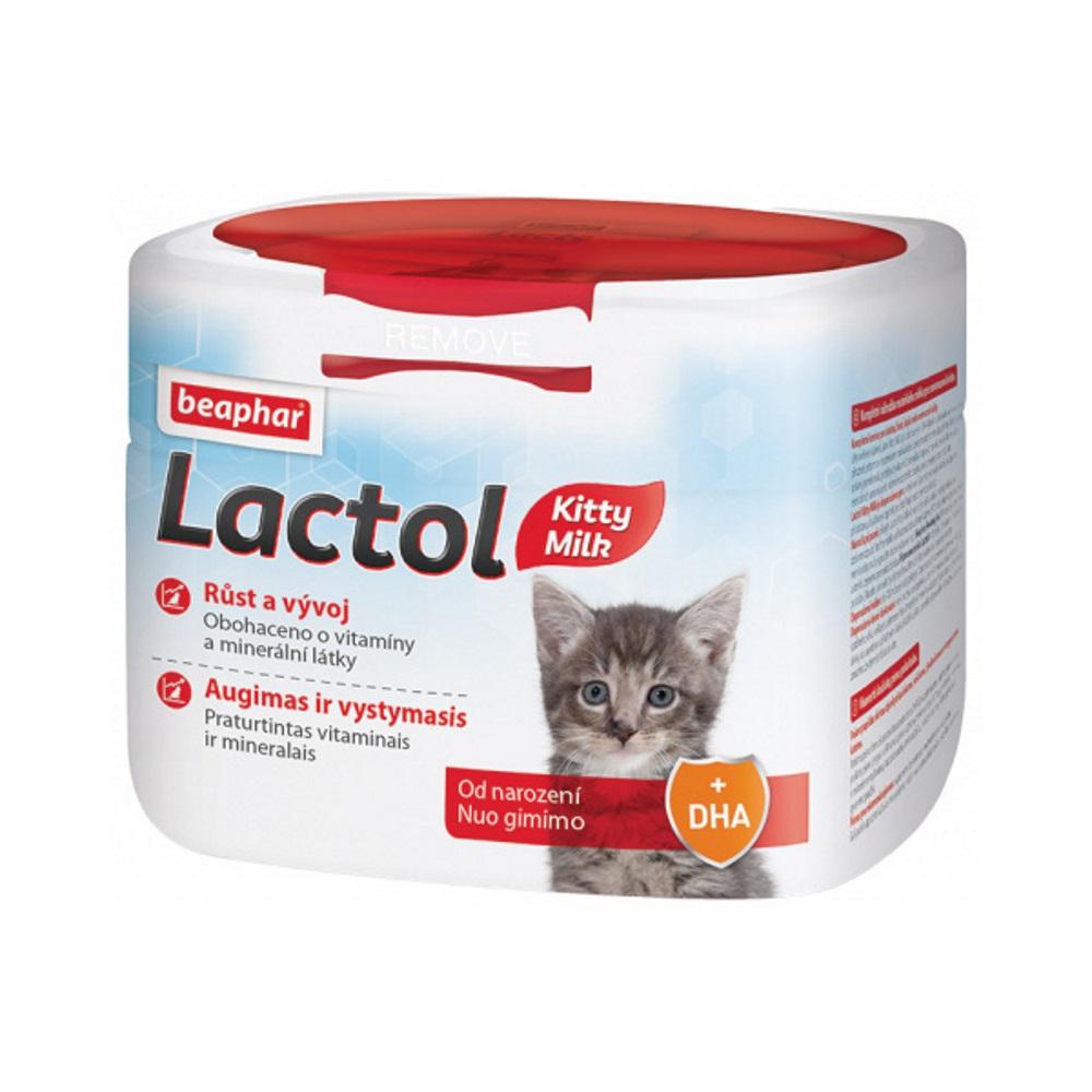 BEAPHAR Lactol Kitty sušené mléko pro koťata 250 g