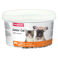 BEAPHAR Junior Cal pro mláďata psů a koček 200 g