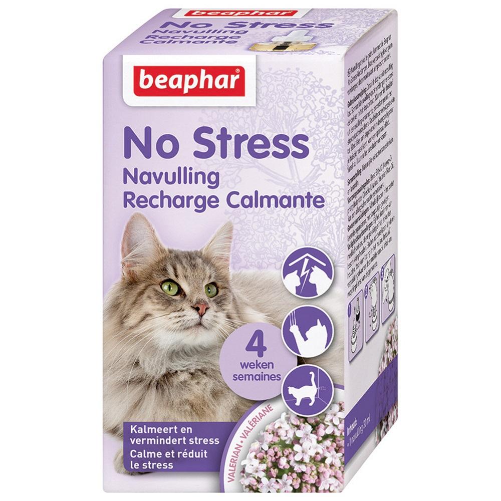BEAPHAR No Stress Náhradní náplň pro kočky 30 ml