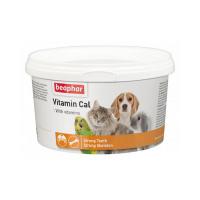 BEAPHAR Vitamin Cal pro psy a kočky 250 g