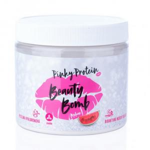 PINKY PROTEIN Beauty bomb bioaktivní mořský kolagen 130 g