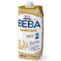 BEBA Comfort 2 HM-O Liquid Tekuté pokračovací mléko od 6.měsíce 500 ml