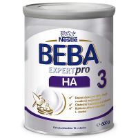 BEBA ExpertPro HA 3 Speciální kojenecká výživa od 10.měsíce 800 g