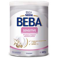 BEBA Sensitive Speciální kojenecká výživa od narození 800 g