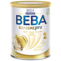 BEBA SupremePro 2 Pokračovací kojenecké mléko od 6.měsíce 800 g