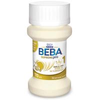 BEBA SupremePro 1 Počáteční kojenecké mléko od narození 32 x 70 ml
