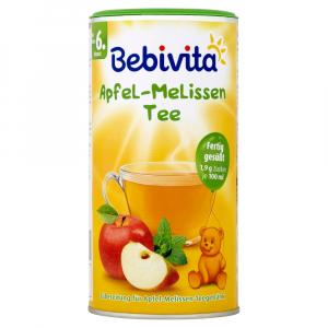 BEBIVITA Instantní čaj Jablko-Meduňka 200 g