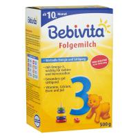 BEBIVITA 3 kojenecké mléko 500 g