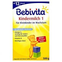 BEBIVITA Junior 1+ dětské mléko 500g