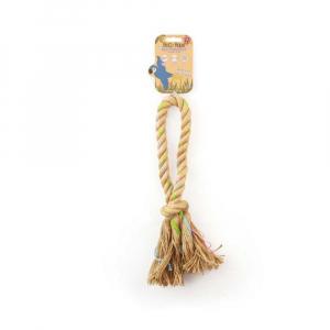 BECO Rope Jungle Ring EKO lano pro psy M