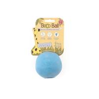 BECO Ball EKO míček pro psy - modrý M
