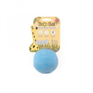 BECO Ball EKO míček pro psy - modrý S
