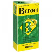 VITABALANS Befoli 30 tablet