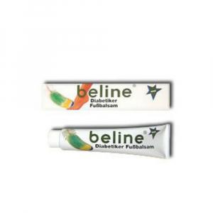 BELINE Balzám na chodidla pro diabetiky 75ml