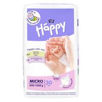 HAPPY Micro Dětské pleny 600-1200g 30 ks