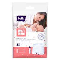 MAMMA Síťové kalhotky XL 2 ks
