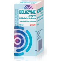 BELOZYME 1,5 mg/ml kloktadlo, ústní výplach 120 ml