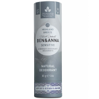 BEN&ANNA Highland Breeze sensitive deo Horský vánek 60 g