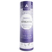 BEN & ANNA Tuhý deodorant BIO Levandule 60 g