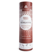 BEN & ANNA Tuhý deodorant BIO Severské dřevo 60 g