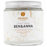 BEN&ANNA zubní pasta s fluoridem s příchutí pomeranče 100 ml