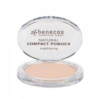 BENECOS Kompaktní pudr Porcelain BIO 9 g