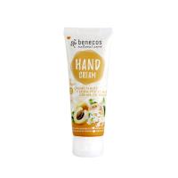 BENECOS Krém na ruce Meruňka a bezinkový květ BIO 75 ml