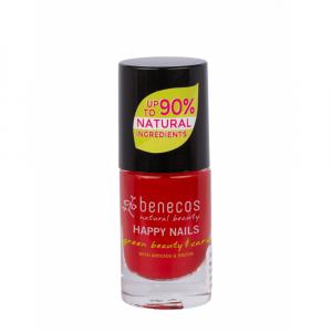 BENECOS Lak na nehty Vintage red 8 free