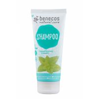 BENECOS Šampon na vlasy Kopřiva a meduňka BIO 200 ml