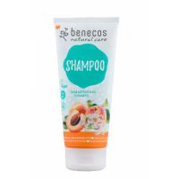 BENECOS Šampon na vlasy Meruňka a bezinkový květ BIO 200 ml